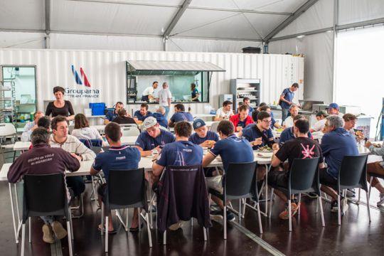 Groupama Team France Coupe de l'America