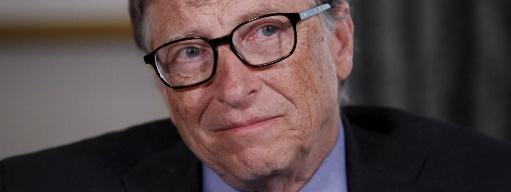 Bill Gates, cofondateur de Microsoft, à New York (Etats-Unis), le 22 février 2016.