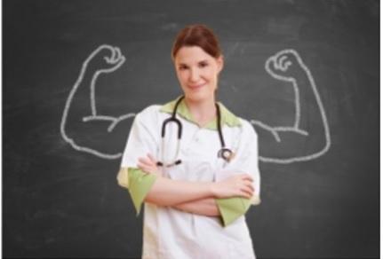 Gros plan sur une profession si utile et si précieuse dans le parcours de soins spécifiquement orienté sur les personnes âgées