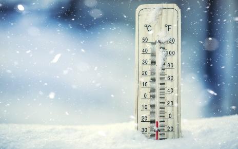 Association entre le froid et l'incidence de crise cardiaque