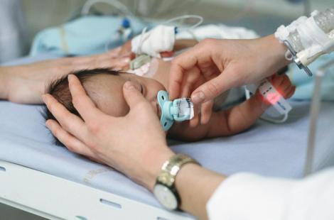 anesthesie nourrisson