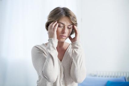 Une apparition plus tardive de migraines avec aura peut être un signe de risque d'AVC