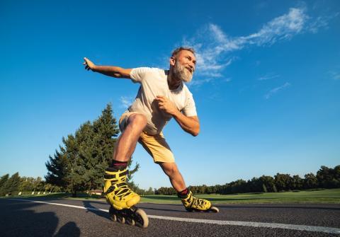 Les personnes âgées qui conservent ce sentiment de contrôle sont aussi celles qui se sentent plus jeunes