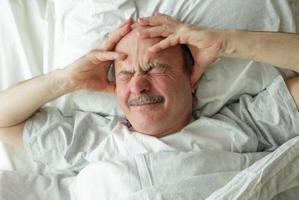 Cette étude confirme le lien entre l'insomnie et un risque plus élevé de maladie cardiaque et d'accident vasculaire cérébral (AVC).