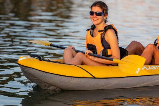 ide à la flottabilité Plastimo Rodéo 50 N, pour la randonnée en kayak, paddle...