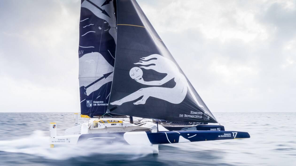 Gitana 17 sera un des favoris de la Brest Atlantiques.