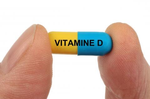 La vitamine D et les acides gras oméga-3 contribuent à prévenir le décès par cancer et  l'infarctus du myocarde.