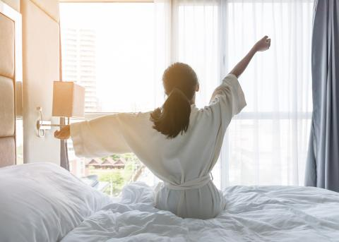 Le sommeil profond contribue à réduire l'anxiété, du jour au lendemain, en réorganisant les connexions dans le cerveau.