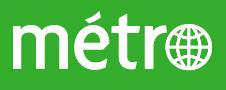 Journal Métro