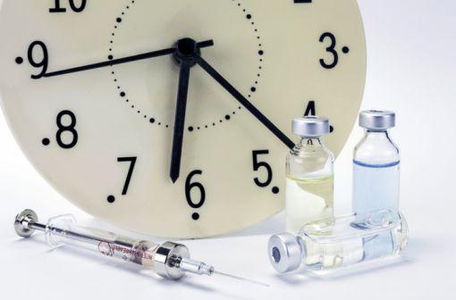 De grandes variations des effets selon l'heure d'administration des chimiothérapies anticancéreuses (illustration).