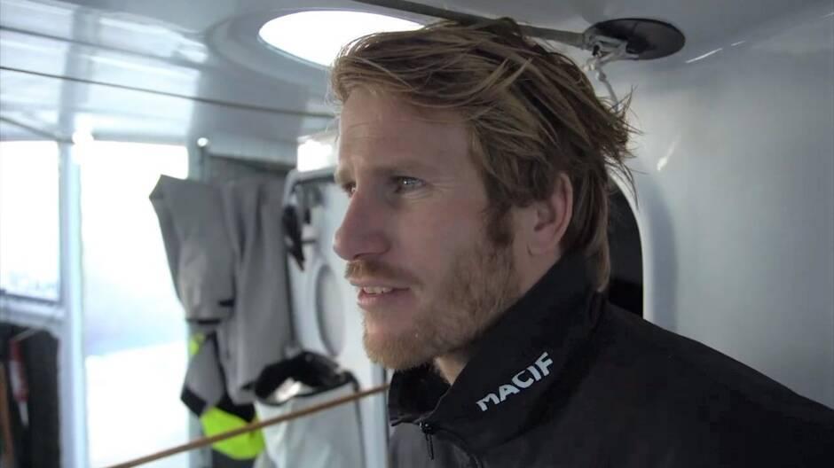 François Gabart va courir sa dernière course sur l'actuel Ultim Macif. Son prochain bateau sera disponible dans un an. Voiles et Voiliers a interrogé le skipper en tête à tête.