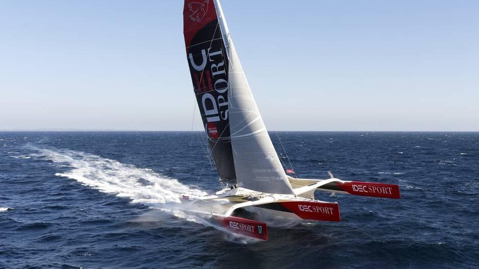 L'équipage d'IDEC Sport s'élancera depuis Hong Kong pour un périple au long cours de 15 000 milles.