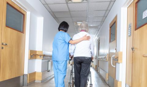 'objectif de cette nouvelle application est donc de pouvoir prévenir les chutes chez les personnes âgées mais aussi  préserver les ressources des aidants, des professionnels et des systèmes de santé.