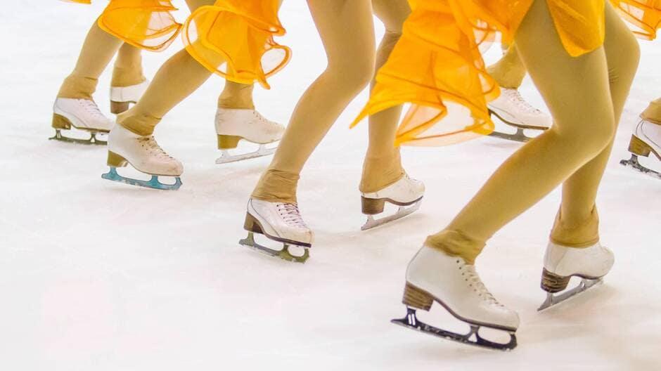 D'anciennes patineuses artistiques témoignent, mercredi 29 janvier 2020, dans « L'Équipe », des violences sexuelles que leurs entraîneurs leur auraient fait subir durant leur adolescence. (Photo d'illustration).