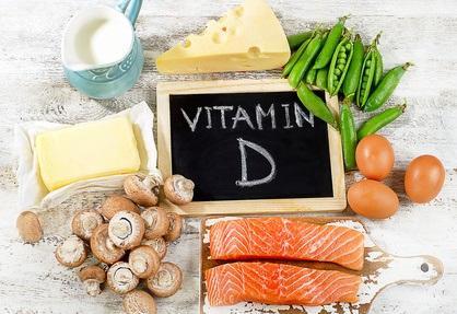 Une association forte des apports alimentaires en vitamine D avec la santé cardiovasculaire chez les hommes et la santé métabolique chez les femmes