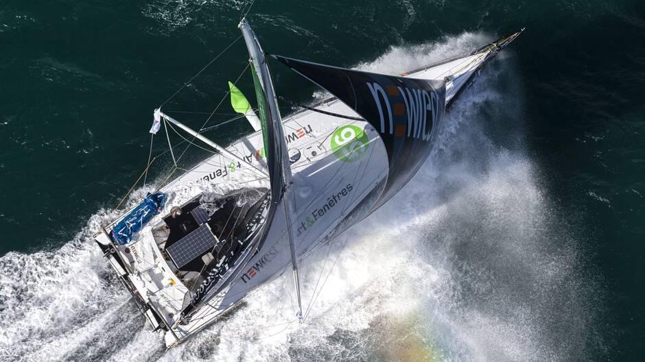 Départ confirmé le 8 novembre pour le tour du monde en solitaire sans escale et sans assistance, le neuvième Vendée Globe.