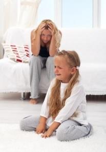 Le stress au début de la vie est associé à la dépression à l'adolescence et au début de l'âge adulte. (Visuel Fotolia)