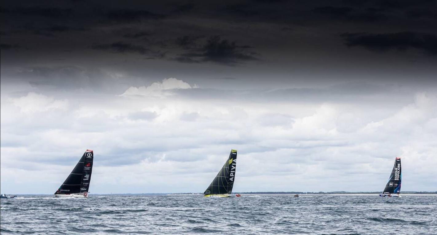 Vendee Globe Les Voiles Choisies Pour Le Tour Du Monde Expliquees Par North Sails Jean Francois Gacougnolle