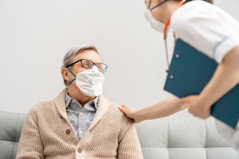 Les chercheurs constatent une nette augmentation des problèmes de santé mentale liés au COVID-19 au fur et à mesure du développement de la pandémie (Visuel Adobe Stock 335714514)