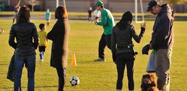 parents-watching-soccer-practice