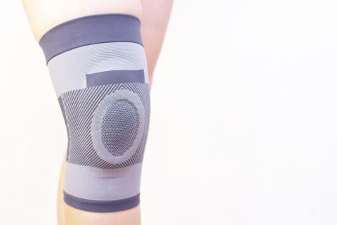 La compression doit être adaptée avec le conseil du médecin du sport, en fonction du sujet et de l'exercice pratiqué (Visuel Adobe Stock 309420363).