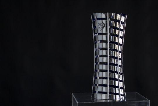 Le trophée pour le vainqueur