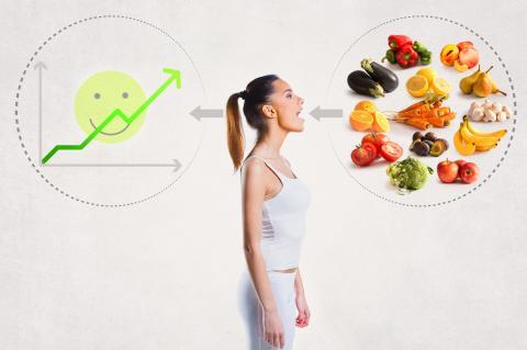 C'est une nouvelle illustration de l'axe intestin-cerveau et de manière plus pratique, des bénéfices d'une alimentation équilibrée pour la santé cérébrale (Visuel Fotolia)