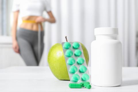 De nouvelles cibles viennent d'être identifiées par les endocrinologues du Deutsches Zentrum fuer Diabetesforschung DZD, qui vont permettre le développement d'un nouveau traitement médicamenteux contre l'obésité et le diabète de type 2 (Visuel Adobe Stock 239920940)