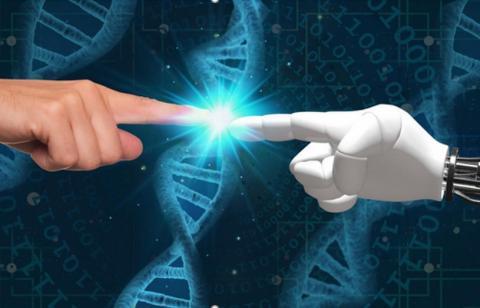 Nos codes génétiques contrôlent non seulement les protéines produites par nos cellules, mais aussi - dans une large mesure - en quelle quantité (Visuel Pixabay / Chalmers University of Technology)