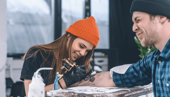 Risques autour du tatouage et du détatouage