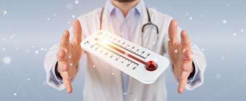 L'exposition à une température élevée neutralise le SARS-CoV-2 en moins d'une seconde (Visuel Adobe Stock 220503360).