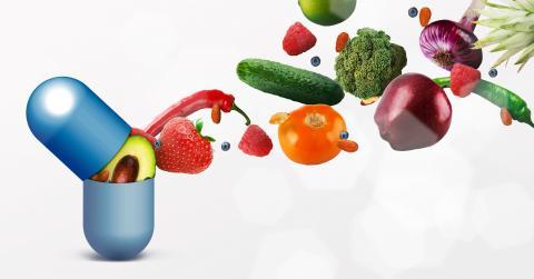 Un apport alimentaire quotidien en légumes à feuilles, riches en nitrates est favorable à la santé cardiovasculaire (Visuel Fotolia)