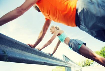 L'entraînement physique stimule la masse mitochondriale et affecte la formation de super-complexes de mitochondries. Les mitochondries, en travaillant toutes ensemble, permettent au muscle squelettique de produire de l'énergie ou de la puissance plus efficacement (Visuel Fotolia 111774748)