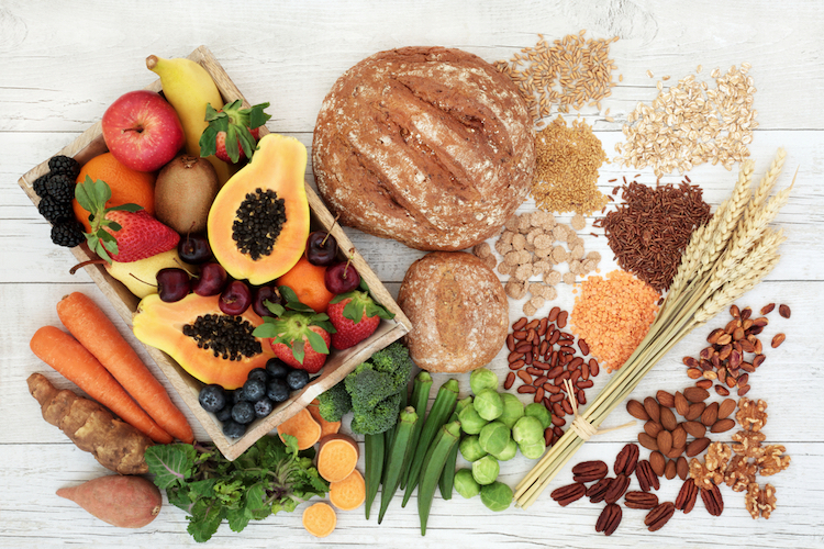 Une image contenant alimentation, fruit, plat, arrangé  Description générée automatiquement