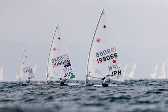 Laser Radial © Sailing Energy / World Sailing