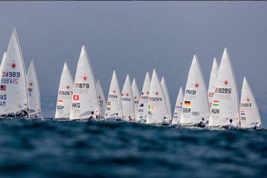 Laser Standard © Sailing Energy / World Sailing