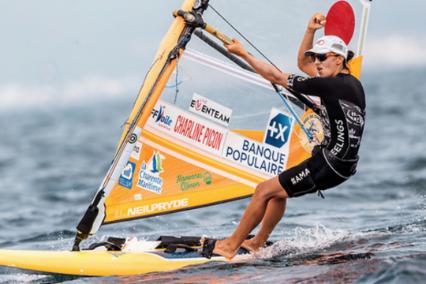 Planche RS:X Femmes © Sailing Energy