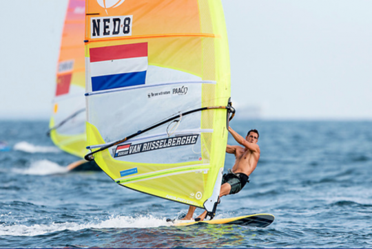 Planche RS:X Hommes © Sailing Energy