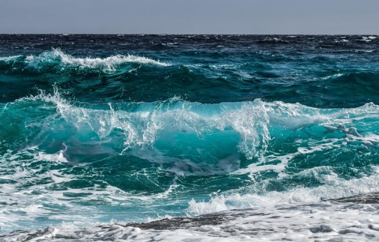Les océans jouent un rôle très important dans la régulation du climat. (Photo: Pixabay)