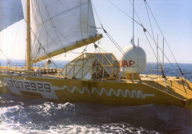 Une image contenant embarcation, transport, extérieur, bateau  Description générée automatiquement